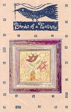 Bloom Where You Are Planted - Cross Stitch Pattern