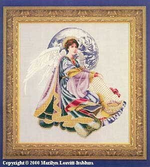 World Peace - Cross Stitch Pattern