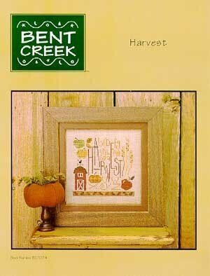 Harvest - Cross Stitch Pattern
