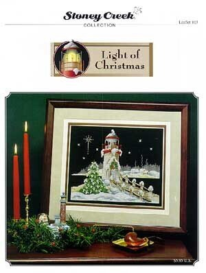 Light of Christmas - Cross Stitch Pattern