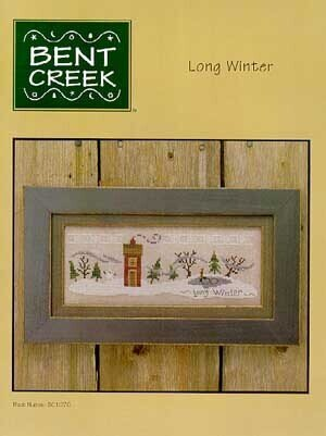 Long Winter - Cross Stitch Pattern