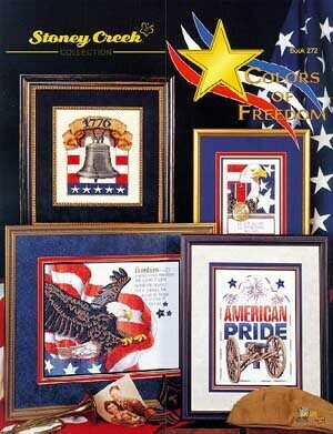 Colors of Freedom - Cross Stitch Pattern