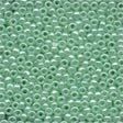 Light Green Glass Beads - Size 11/0 (2.5mm)