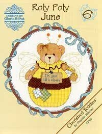Roly Polys June (Cherished Teddies)