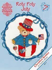 Roly Polys July (Cherished Teddies)