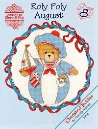 Roly Polys August (Cherished Teddies)