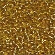 Mill Hill 02011 Victorian Gold Glass Beads - Size 11/0