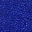Mill Hill 02065 Crayon Seed Beads - Royal Blue - Size 11/0