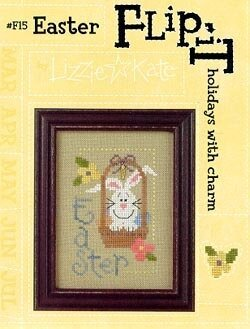 Flip-It Easter - Cross Stitch Pattern