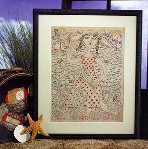 L'Ete - Cross Stitch Pattern