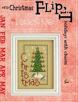 Flip-It Christmas - Cross Stitch Pattern