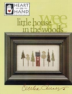 Little House in the Woods - Cross Stitch Pattern