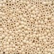 Peachy Blush Antique Seed Beads - Size 11/0 (2.5mm)