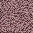 Dusty Mauve Antique Seed Beads - Size 11/0 (2.5mm)