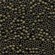 Mocha Antique Seed Beads - Size 11/0 (2.5mm)