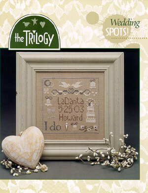 Wedding Spots - Cross Stitch Pattern