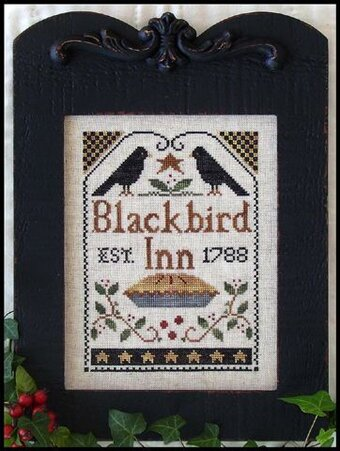 Blackbird Inn - Cross Stitch Pattern