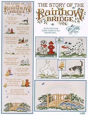 Story of the Rainbow Bridge - Cross Stitch Pattern