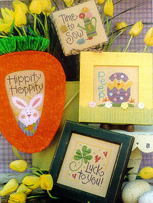 Spring Things - Cross Stitch Pattern