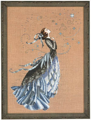 Stargazer - Mirabilia Cross Stitch Pattern