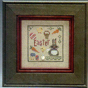 Easter Spots - Cross Stitch Pattern