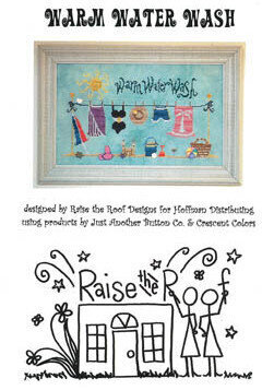 Warm Water Wash - Cross Stitch Pattern