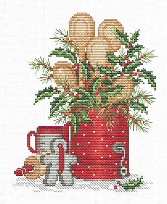 Winter Time - Cross Stitch Pattern