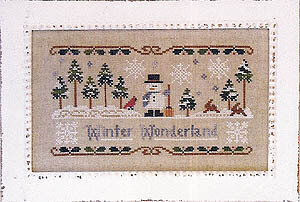 Winter Wonderland - Cross Stitch Pattern