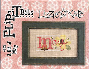 Flip-It Bits May - Cross Stitch Pattern