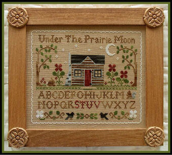 Prairie Sampler - Cross Stitch Pattern