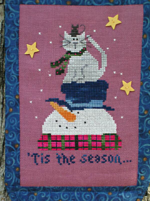 Tis The Season - Cross Stitch Pattern