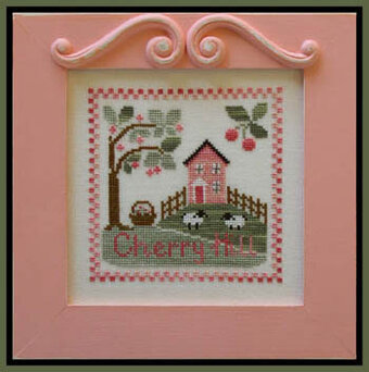 Cherry Hill - Cross Stitch Pattern
