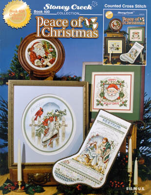Peace Of Christmas - Cross Stitch Pattern