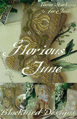 Glorious June - Cross Stitch Pattern