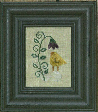 Are You My Mother - Cross Stitch Pattern