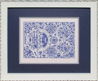 Turkish Delight - Cross Stitch Pattern