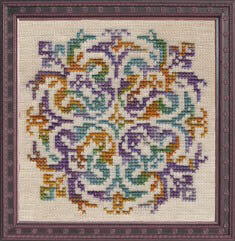 Aventail - Cross Stitch Pattern