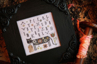 Olga - Cross Stitch Pattern