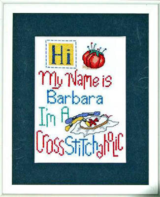 CrossStitchAholic - Cross Stitch Pattern