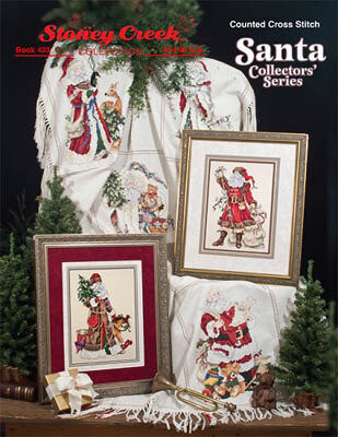 Santa Collectors Series - Cross Stitch Pattern
