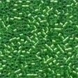 Mill Hill 10065 Christmas Green Magnifica Beads - Size 12/0