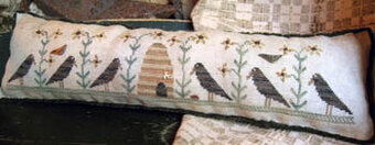 Crows a Plenty - Cross Stitch Pattern
