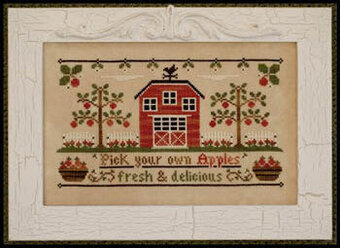 Apple Orchard, The - Cross Stitch Pattern
