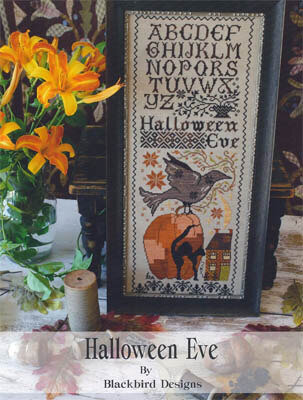 Halloween Eve - Cross Stitch Pattern