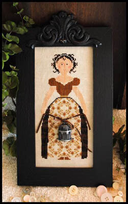 My Lady - Cross Stitch Pattern