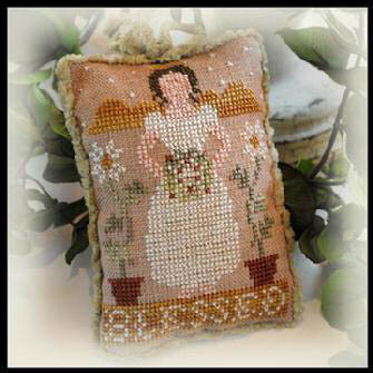 Blessed - Cross Stitch Pattern
