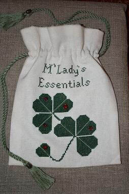 M'Lady's Essentials - Cross Stitch Pattern