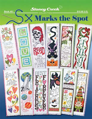 X Marks The Spot - Cross Stitch Pattern