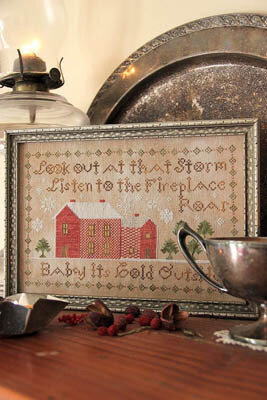 Baby It's Cold Outside - Cross Stitch Pattern