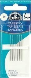 DMC Tapestry Needles Size 22, 6 per package